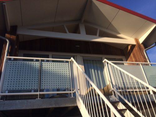 107 balkon met lounge sit