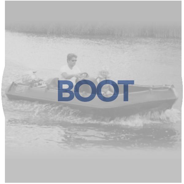 Boot-grijs-rond